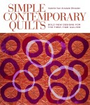 Simple Contemporary Quilts book cover